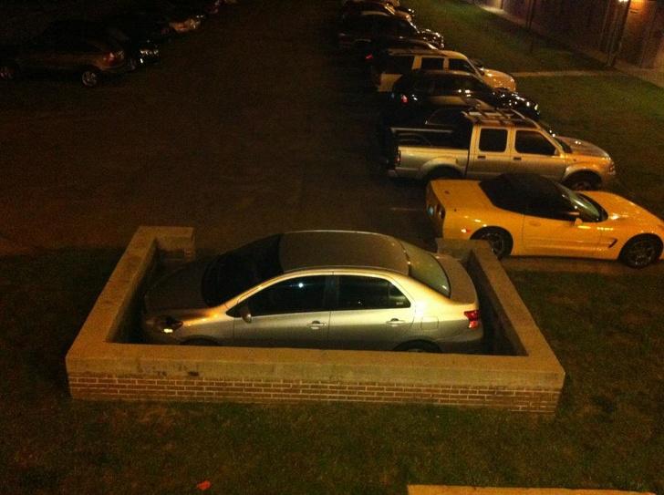 22 драма за паркиране, които са по-интензивни от всяка една детективска история