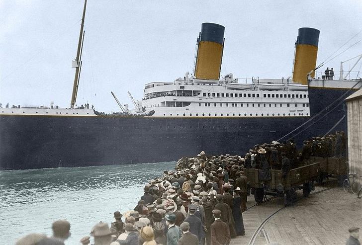 "Survivor от ""Титаник"" твърди, че Айсберг не е унищожил кораба"