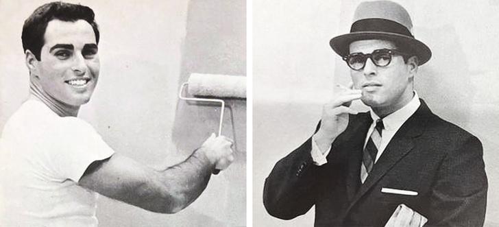 25 омагьосващи снимки, които показват очарованието на мъжете от предишния век, по-добри от думите