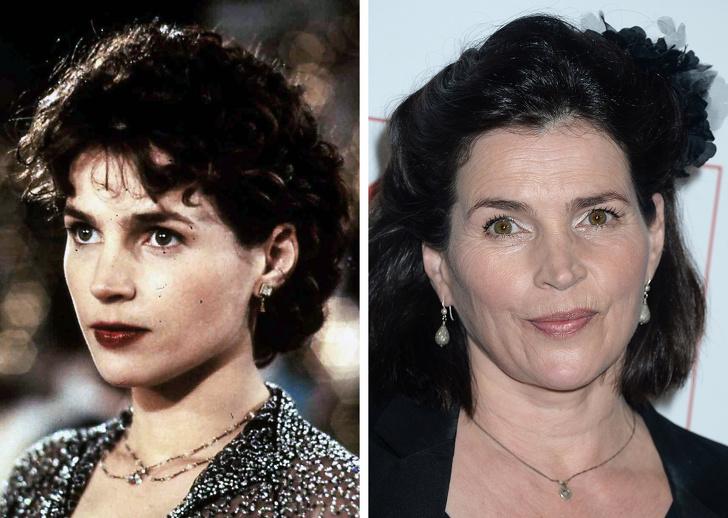 16 красавици от световното кино от 80-те и 90-те, които едва ли някой си спомня днес