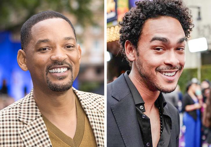16 знаменитости бащи, които наистина са талантливи синове