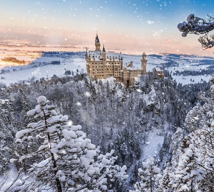 15+ снимки, които улавят магията на зимата като сцена от замръзнала фея