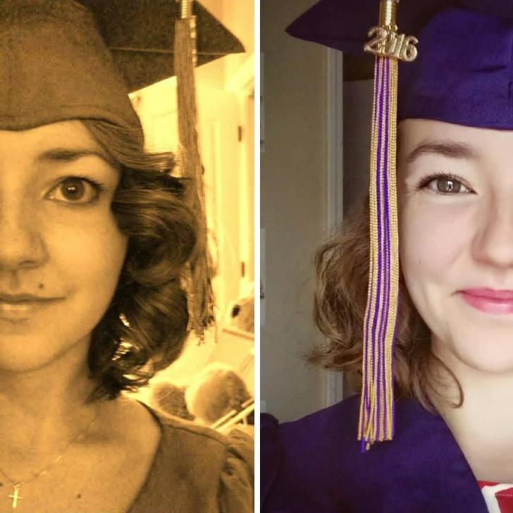 18 Преди и след снимки, които показват силата на времето