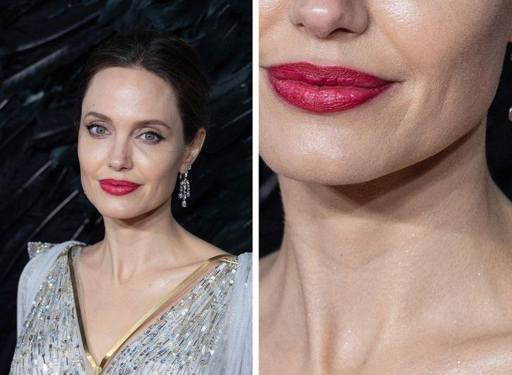 15 фотографий крупным планом, которые доказывают, что даже звездам первой величины плевать на стандарты красоты