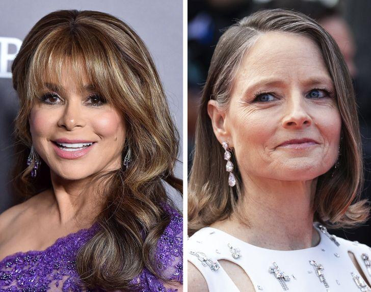 19 пар знаменитостей, которые оказались ровесниками. А так и не скажешь